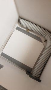 Čmeláci PLUS - Dno čmeláčího výtahu z tvrdší podložky, polepené kartonem