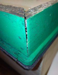 Čmeláci PLUS - Nekvalitní střecha komnerčně dostupného úlku