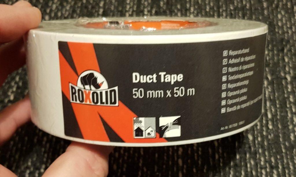 Čmeláci PLUS - Lepící páska ROXOLIDS