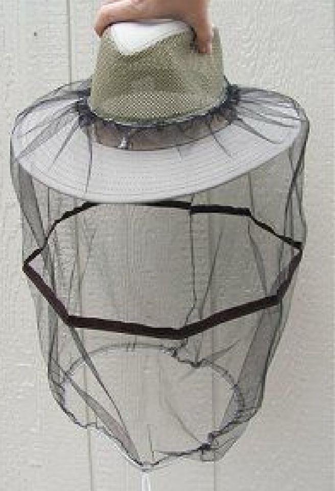 Čmelaci PLUS - Ochranný klobouk chovatele čmeláků