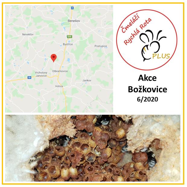 Čmeláčí Rychlá Rota - Božkovice
