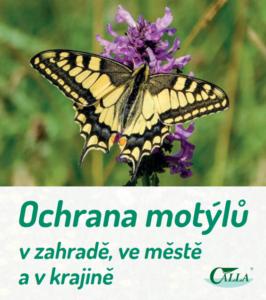 Čmeláci PLUS - Ochrana motýlů v zahradě ve městě v krajině - CALLA