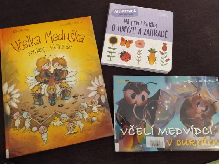Čmeláci PLUS - O čmelácích - Čmeláčí čtení 3 - Blog U Meduněk