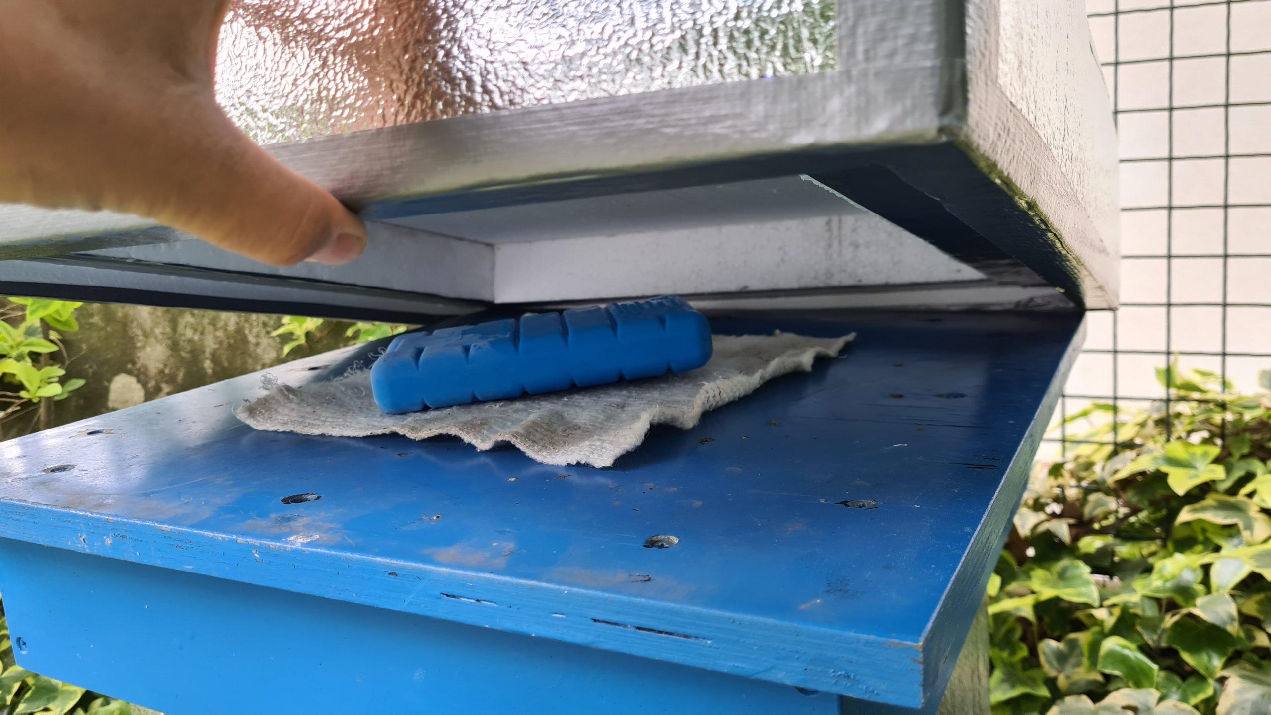 Čmeláci PLUS - Chladicí rámeček z polystyrenu - chladicí blok