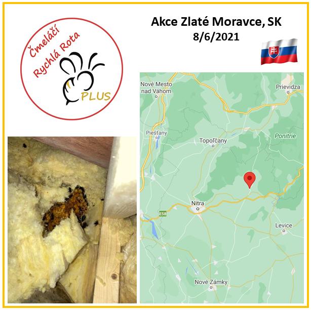 Čmelácí Rychla Rota - Akce Zlaté Moravce - 2021 06 08